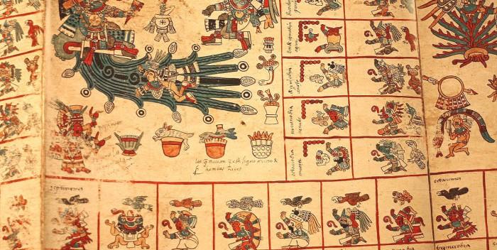 Los códices prehispánicos: creaciones escritas por sabios
