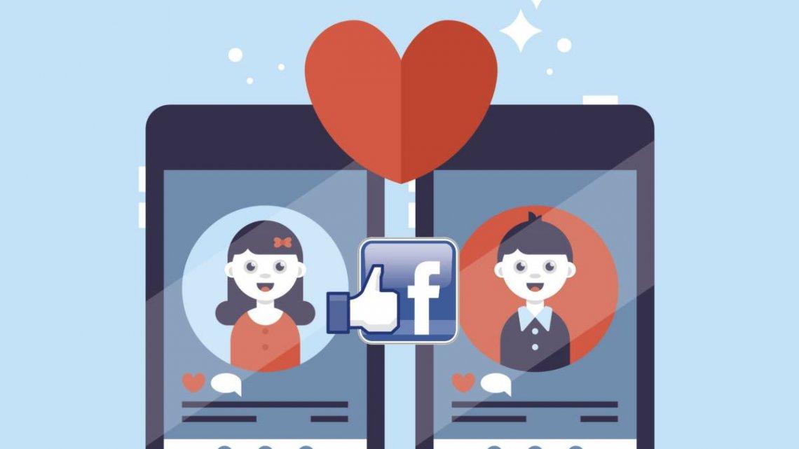 Bye, Tinder! Facebook anuncia que le entra a las citas en línea con Facebook Dating